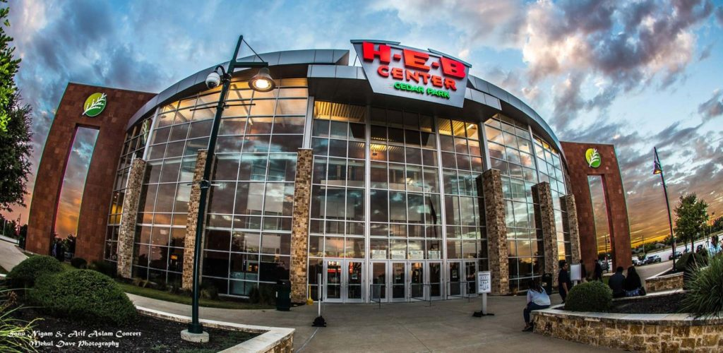 Cheer For Your Favorite Stars At The Heb Center Centex